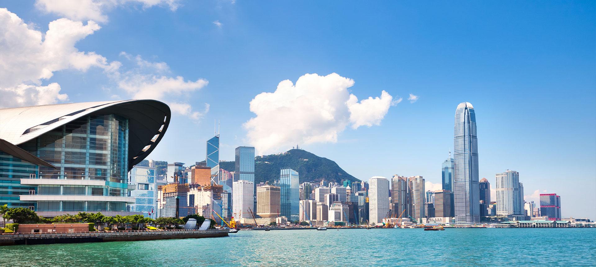 Hong Kong - Macau - Quang Châu