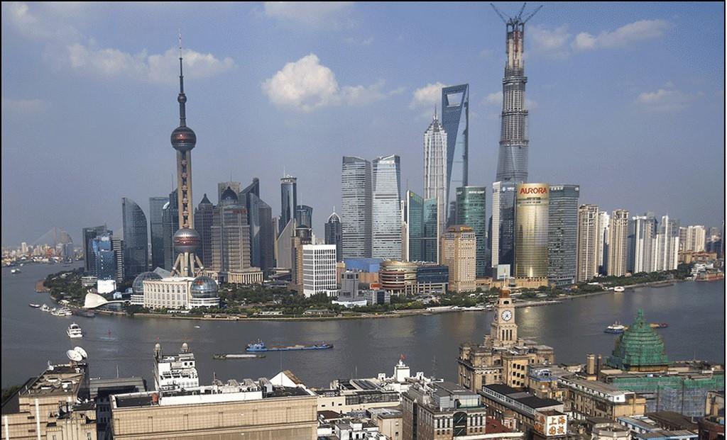 Bắc Kinh - Thượng Hải