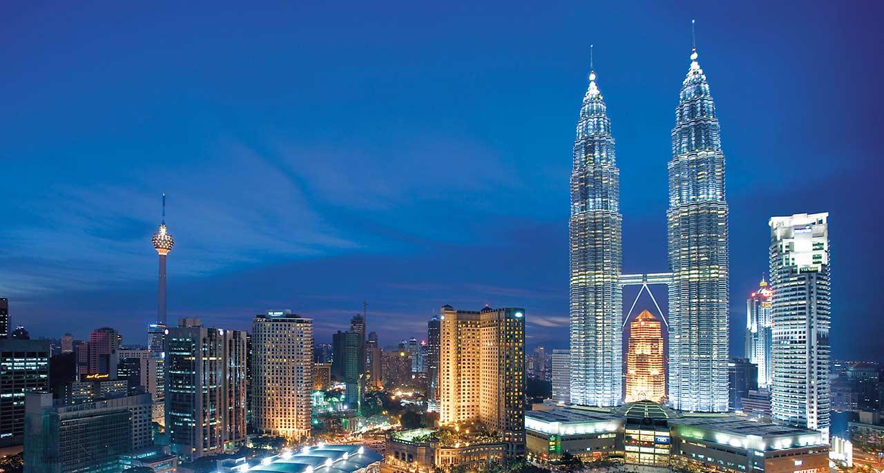 SINGAPORE - MALAYSIA - NÉT ĐẸP ĐÔNG NAM Á