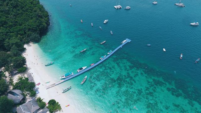 THAILAND - BANGKOK - PATTAYA