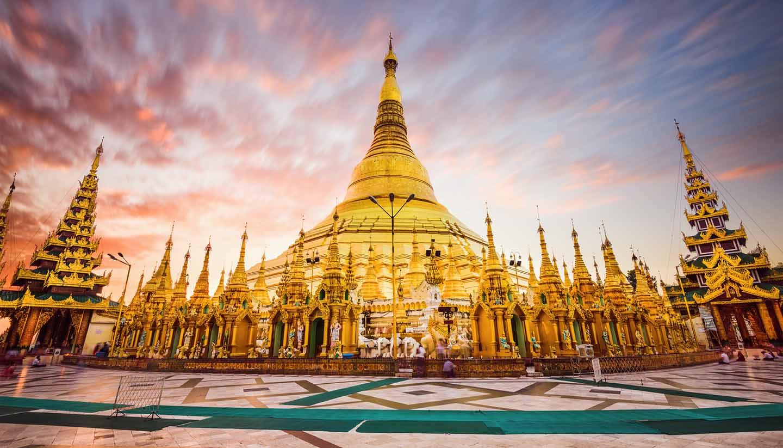 MYANMAR: YANGON - BAGO - KYAIKHTIYO ( MÙNG 2 TẾT AL)