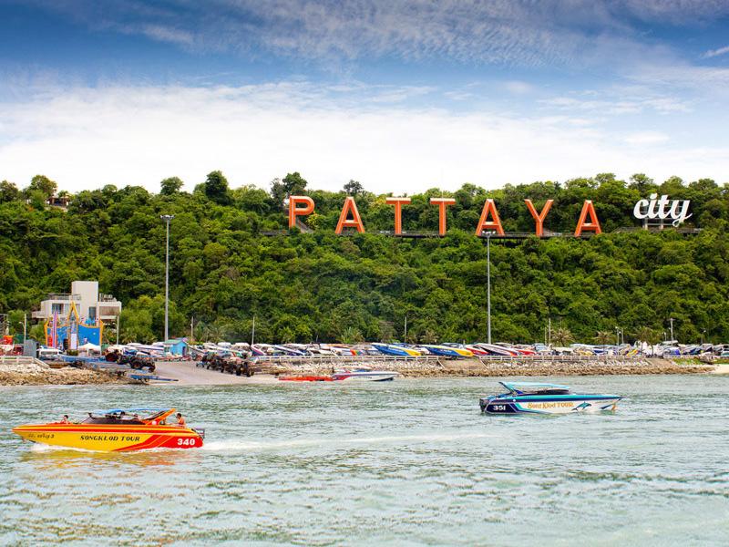TOUR DU LỊCH: BANGKOK - PATTAYA - MUAY THAI