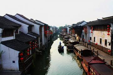 Bắc Kinh - Vô Tích - Tô Châu - Hàng Châu