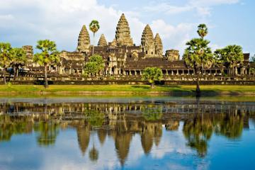 Cambodia - Siem Reap - Phnompenh