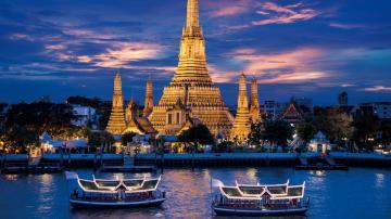 Thái Lan - Bangkok - Pattaya