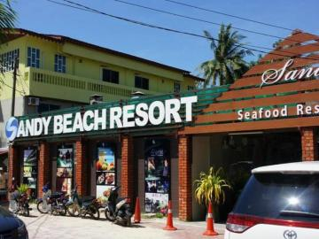 Sandy Beach resort