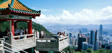 HONGKONG: DISNEYLAND - CHILIN