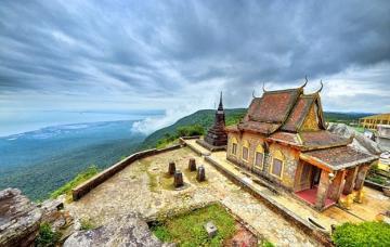 CAMBODIA - BOKOR - SIHANOUK VILLE - KOHRONG SALOEM - PHNOPENH (TẾT AL 2018)