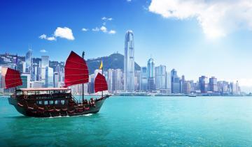 HONGKONG: DISNEYLAND - MACAU