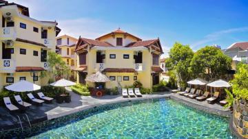 Lotus hotel Hội An