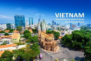VietNam information by cities and islands