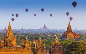 MYANMAR TRAVEL INFORMATION