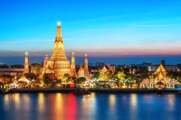 THAILAND - PATTAYA - BANGKOK