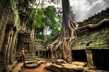 TOUR DU LỊCH CAMPUCHIA - SIEM RIEP - PHNOM PENH