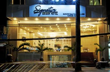 Hà Hiển Signature hotel