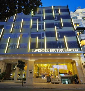 Lavender Central hotel group