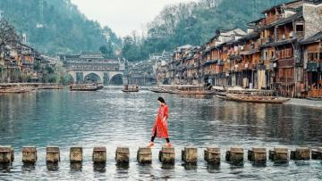 BEIJING - SUZHOU - WUXI - HANGZHOU - SHANGHAI [EVERYDAY]