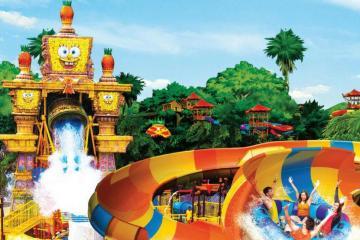 TOUR DU LỊCH: MALAYSIA - LEGOLAND - SUNWAYLAGOON