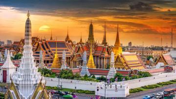 TOUR DU LỊCH THÁI LAN: PHUKET - VỊNH PHANG NGA